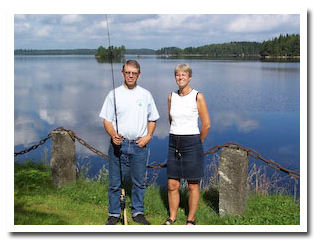 Leif and Barbro Andersson